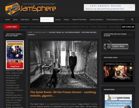 Jamsphere Review